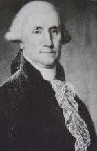 Portrait of GW by Adolf Wertmuller