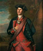 Colonel Washington, Virginia Militia
